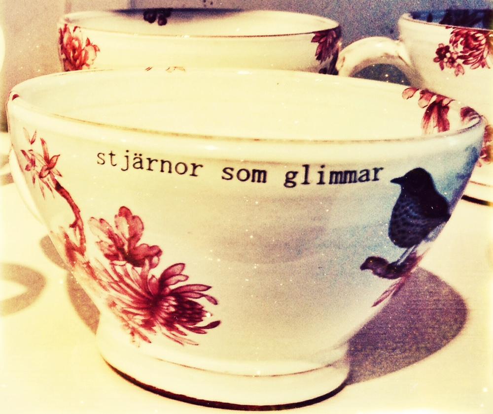 Keramik av Anna Wrigstad Östberg. www.annakeramik.se