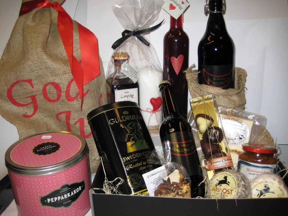 Produkter från Ekonära Hälsingland