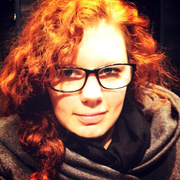 Kristina Källström-Gernes, medarrangör av Midvinterglöd 2013.