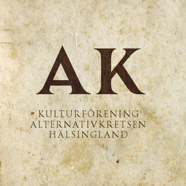 Kulturföreningen Alternativkretsen Hälsingland.