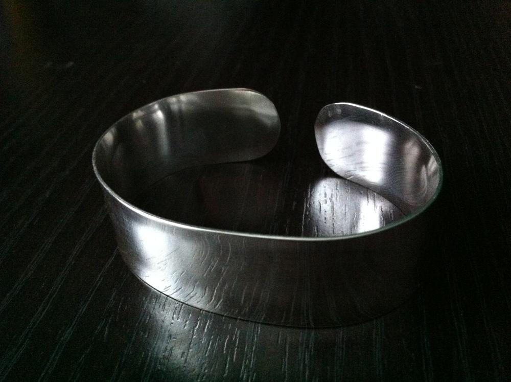 Silversmycke av Barbro Svensson Löfstedt från Näsviken