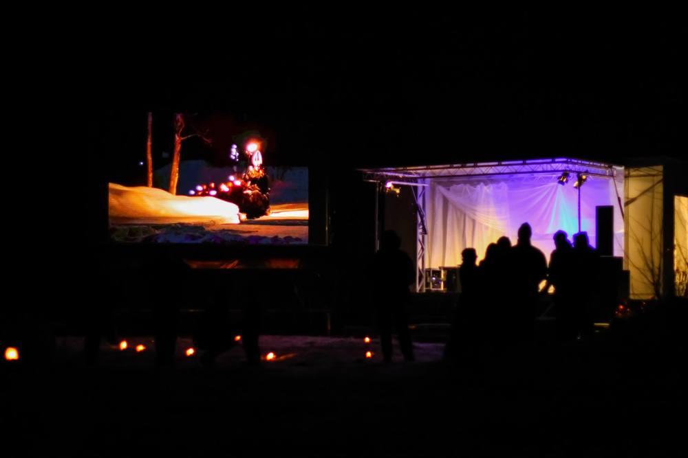 Pro-stage levererade storbildsskärm, scen, filmkameror och ett toppen crew till Midvinterglöd 2013 och ännu ett år har vi äran att samarbeta tillsammans! www.pro-stage.se