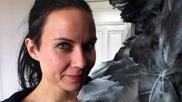 Petra Shara Stoor intervjuas av P4 Gävleborg om Midvinterglöd 2012.