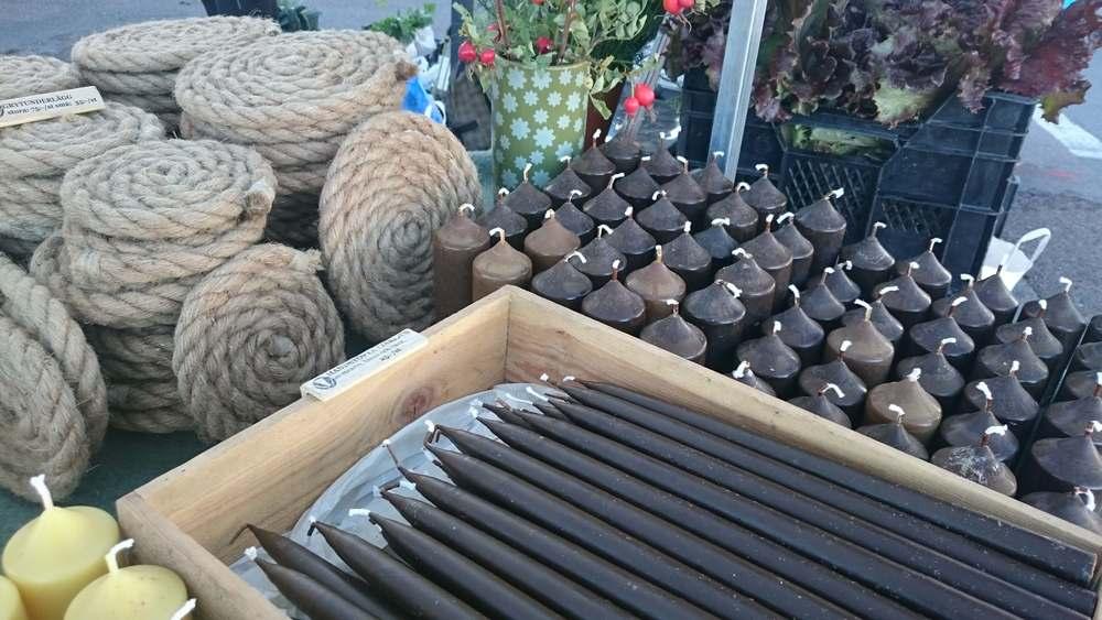 Grävlings Naturprodukter gästar Midvinterglöds julmarknad