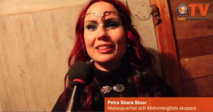Petra Shara Stoor en av Midvinterglöds skapare berättar om vår resa.