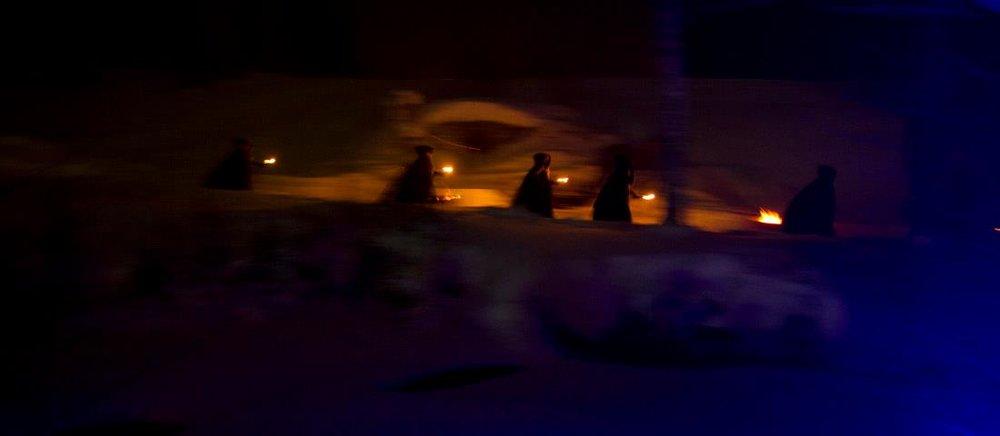 Dimmerar`yn i snöstormen år 2012... ett år vi aldrig glömmer. Foto: Daniel Funseth