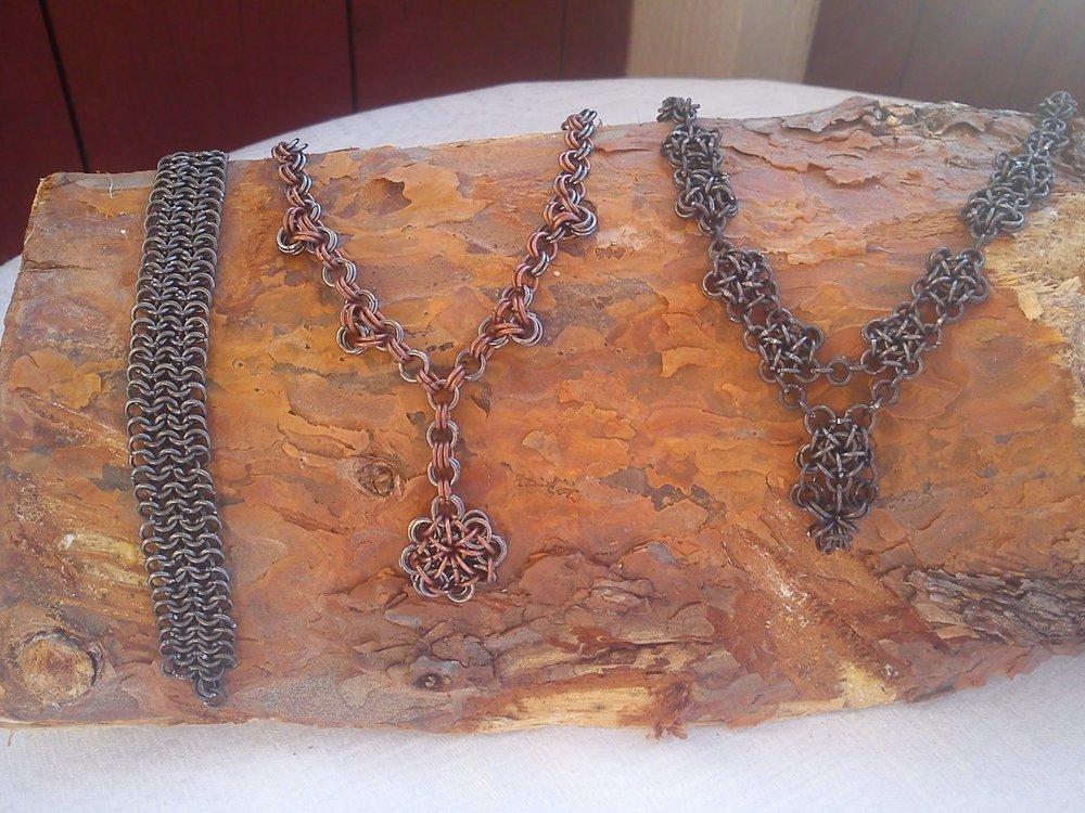 Smycken av LuffareLisa från Bollnäs.