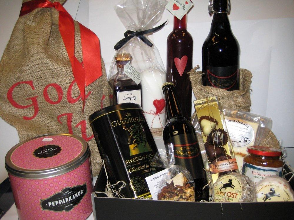 Produkter från Ekonära Hälsingland.