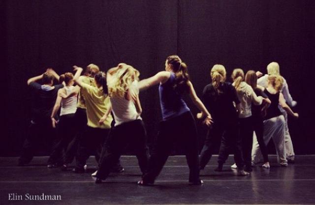Bergsjö Dansstudio. Foto: Elin Sundman