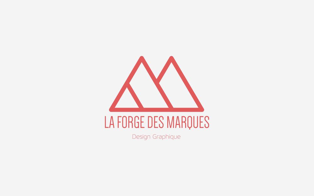 Extrêmement LFDM - Création identité graphique | La Forge des Marques | Agence  OQ78