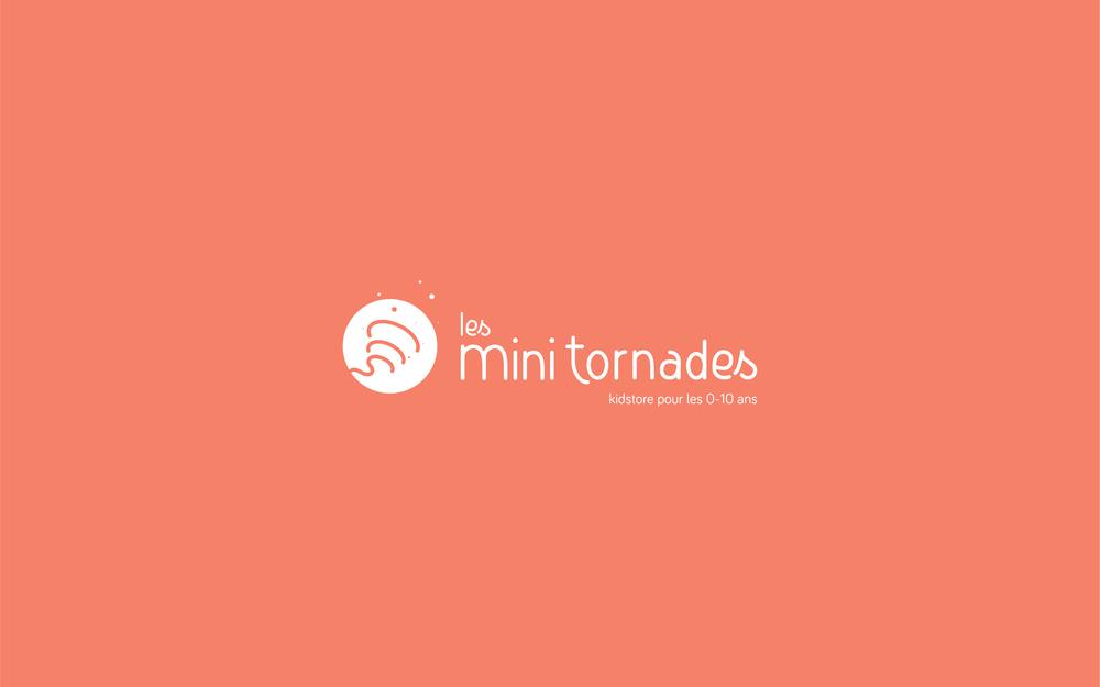 création logo flat design