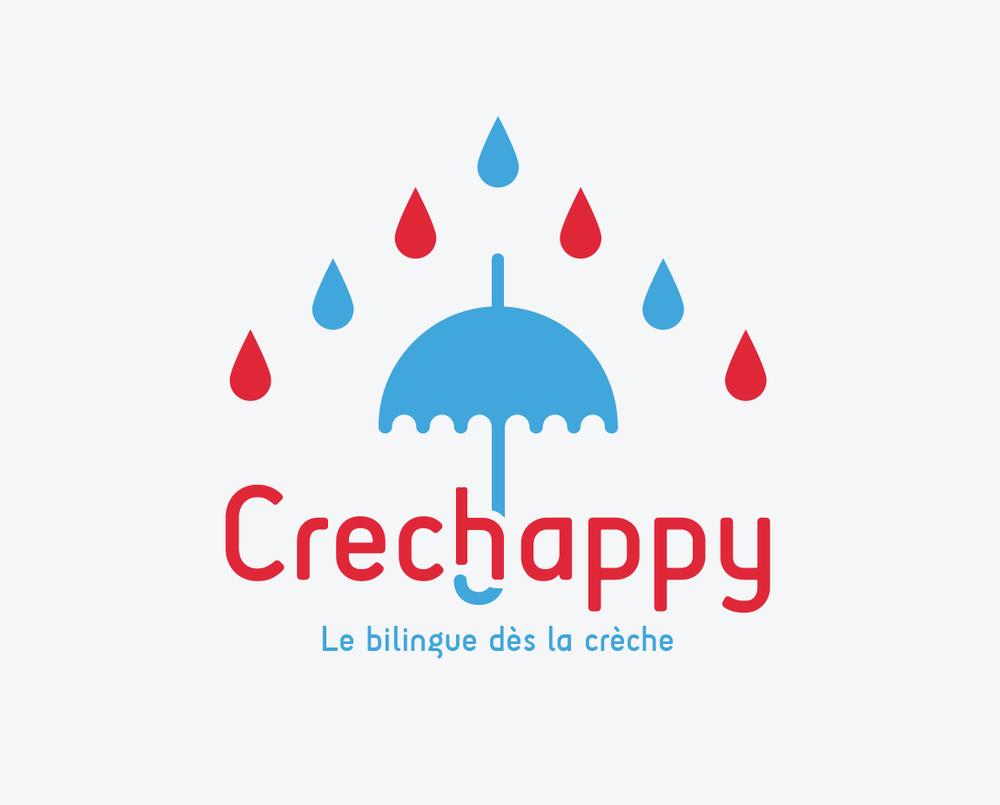 CRECHAPPY - Logo