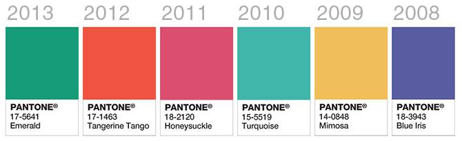 Conseil 11 qu 39 est ce que les couleurs pantone la forge des marque - Couleur de l annee pantone ...