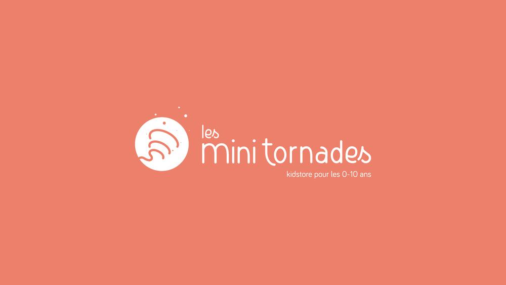 Les Mini Tornades - site e-commerce