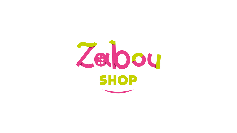 Zabou Shop - Site e-commerce