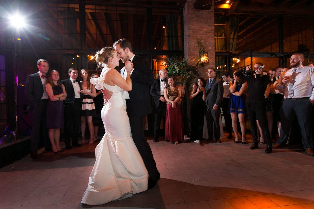 Bowery Hotel wedding