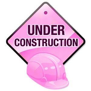 (Hard) hats off to Breast Cancer Awareness Month!