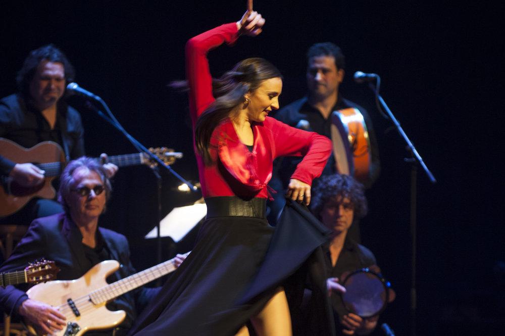 Flamenco Amazigh - Amazigh nieuwjaarTheater Zuidplein, Rotterdam2 februari 2019 18:30 - 23:30