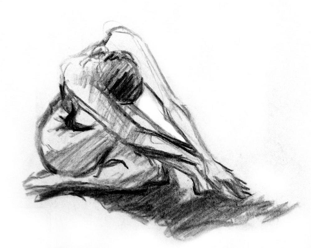 Nude Study #3