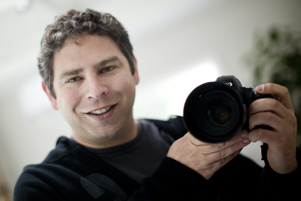 Photographer and Author Nicholas Gingold