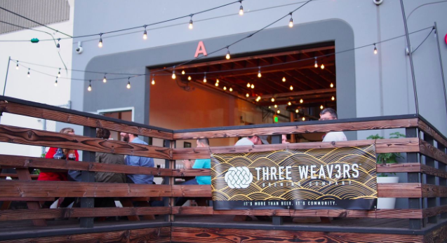 LA TIMES ARTICLE - Three Weavers finds a way to grow without losing its craft beer street cred