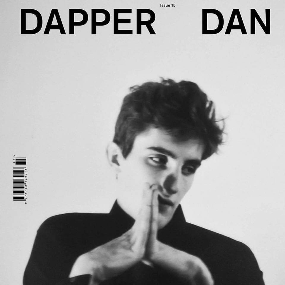 Dapper Dan 15 Cover