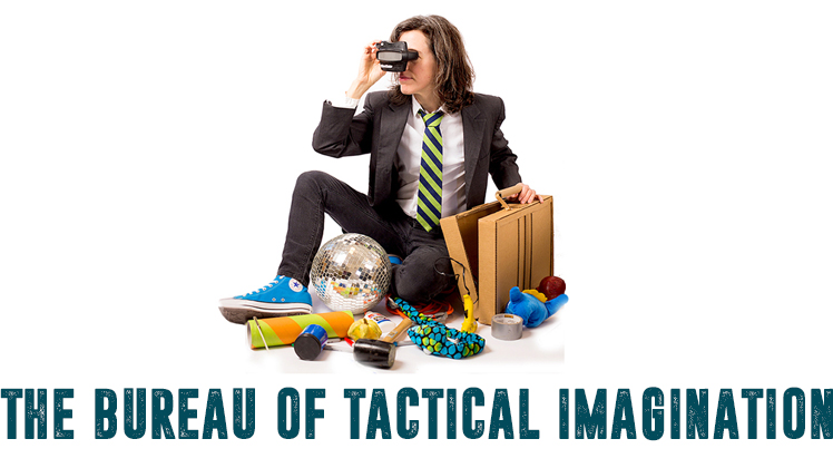 Amy Walsh's Bureau of Tactical Imagination