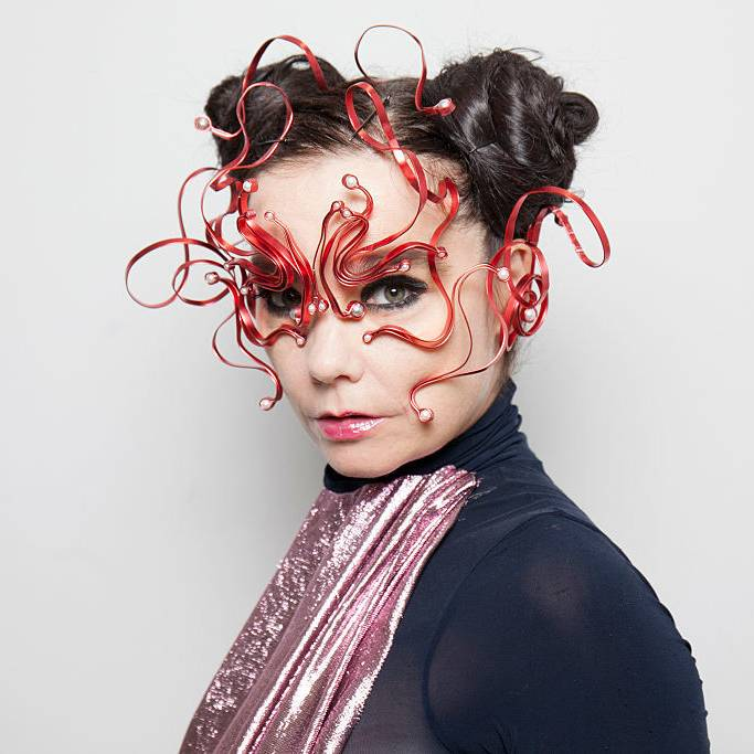 Bjork is a master of fluid identity play.