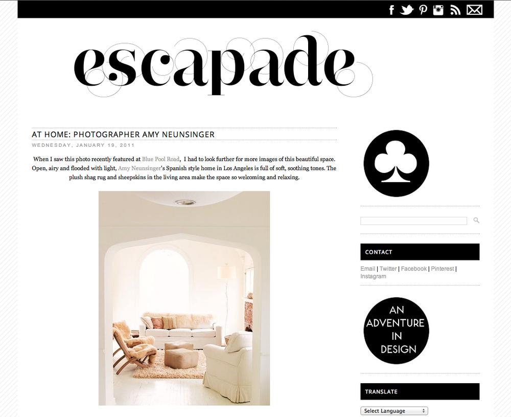 WWW.ESCAPADEBLOG.COM
