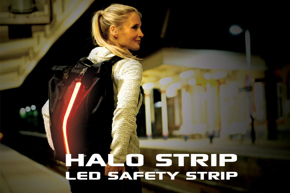 HALO Strip, backpack light