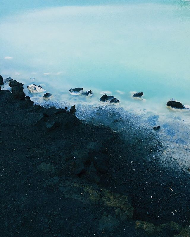 Probably not safe to drink. . . . . #vsco #vscocam #iceland #travelphotography