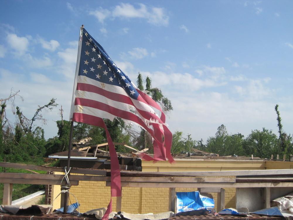 Tornado Damage 1    Mississippi