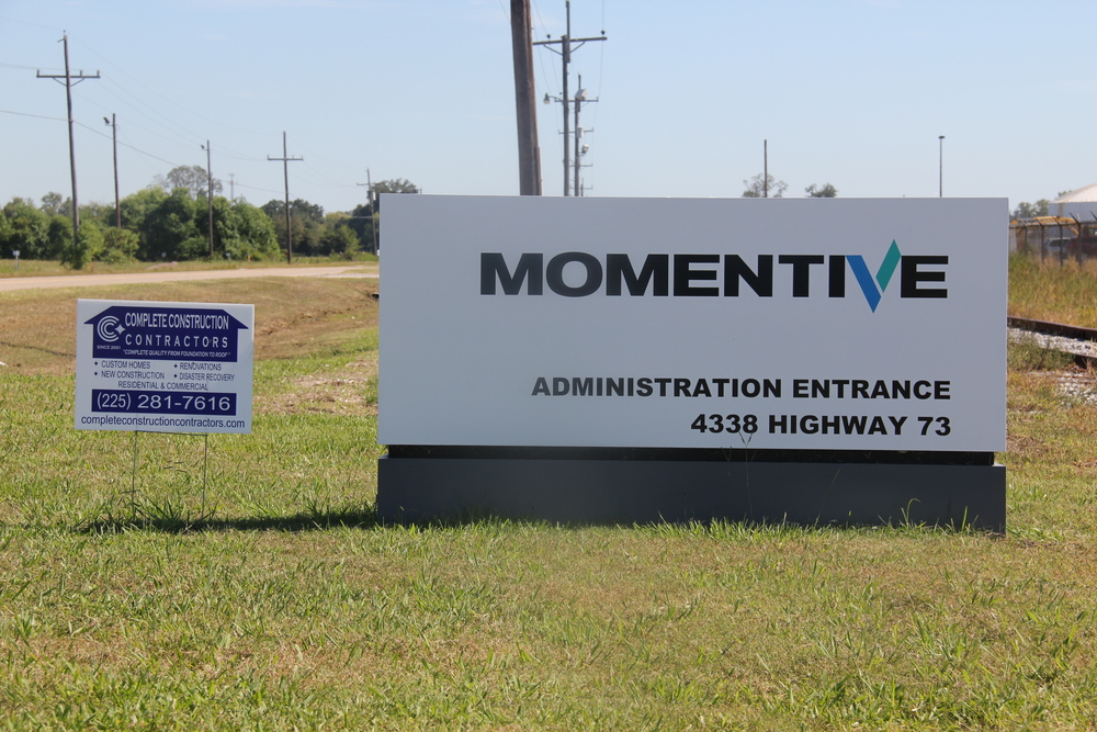 Momentive Administrative Building - Remodel
