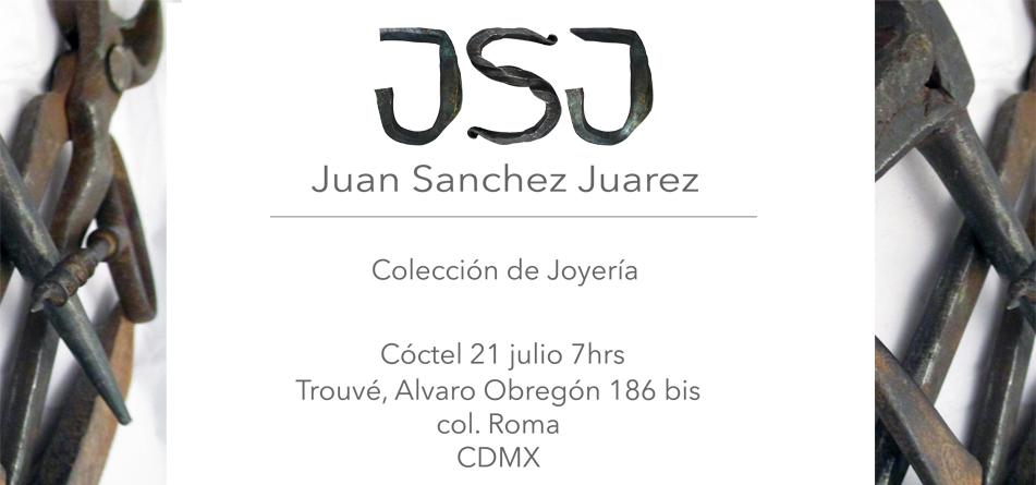 e1a7fdeb38b2 Colección de joyería de Juan Sanchez Juárez 21 de Julio 2016 — Trouvé
