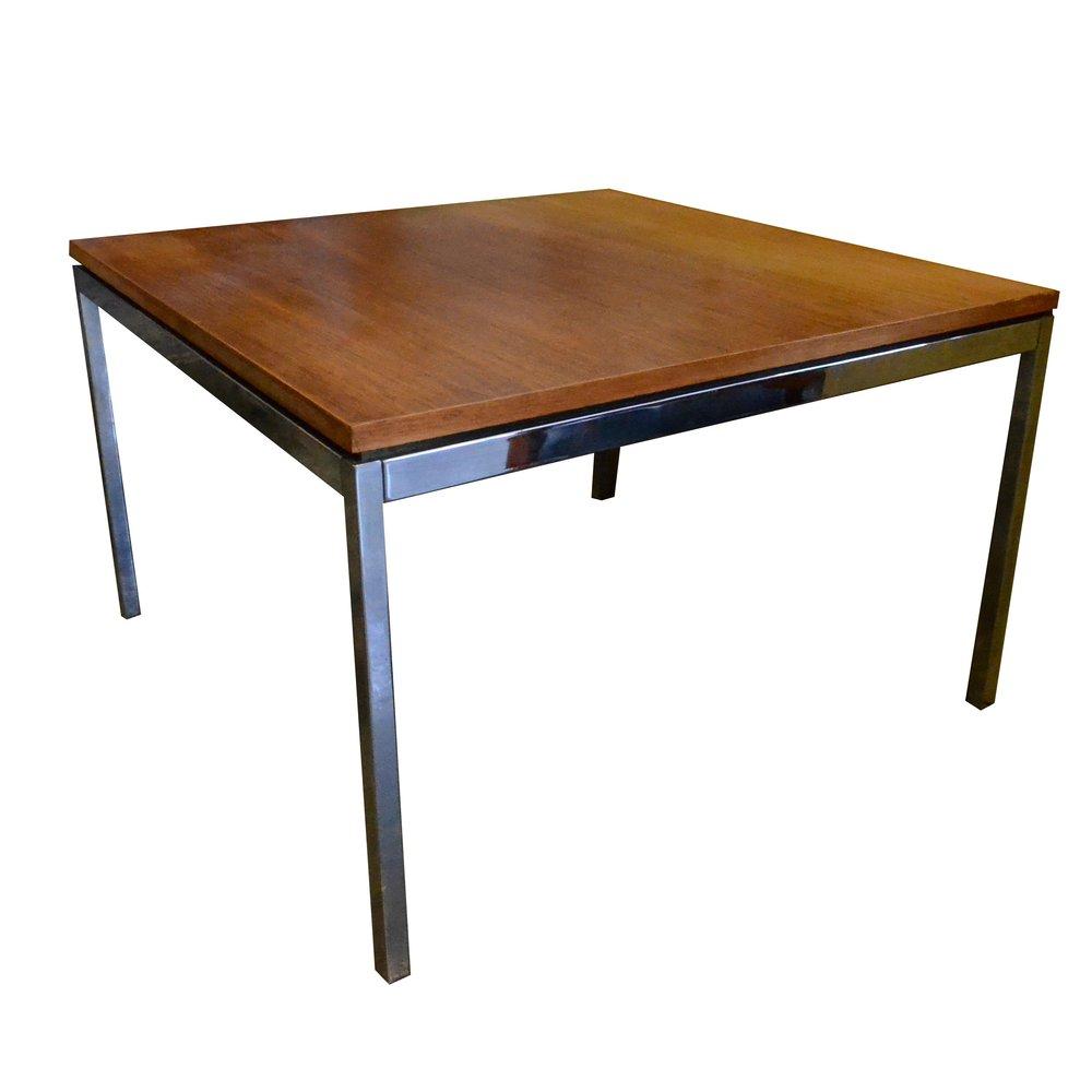 Mesa de centro Knoll. 60's.