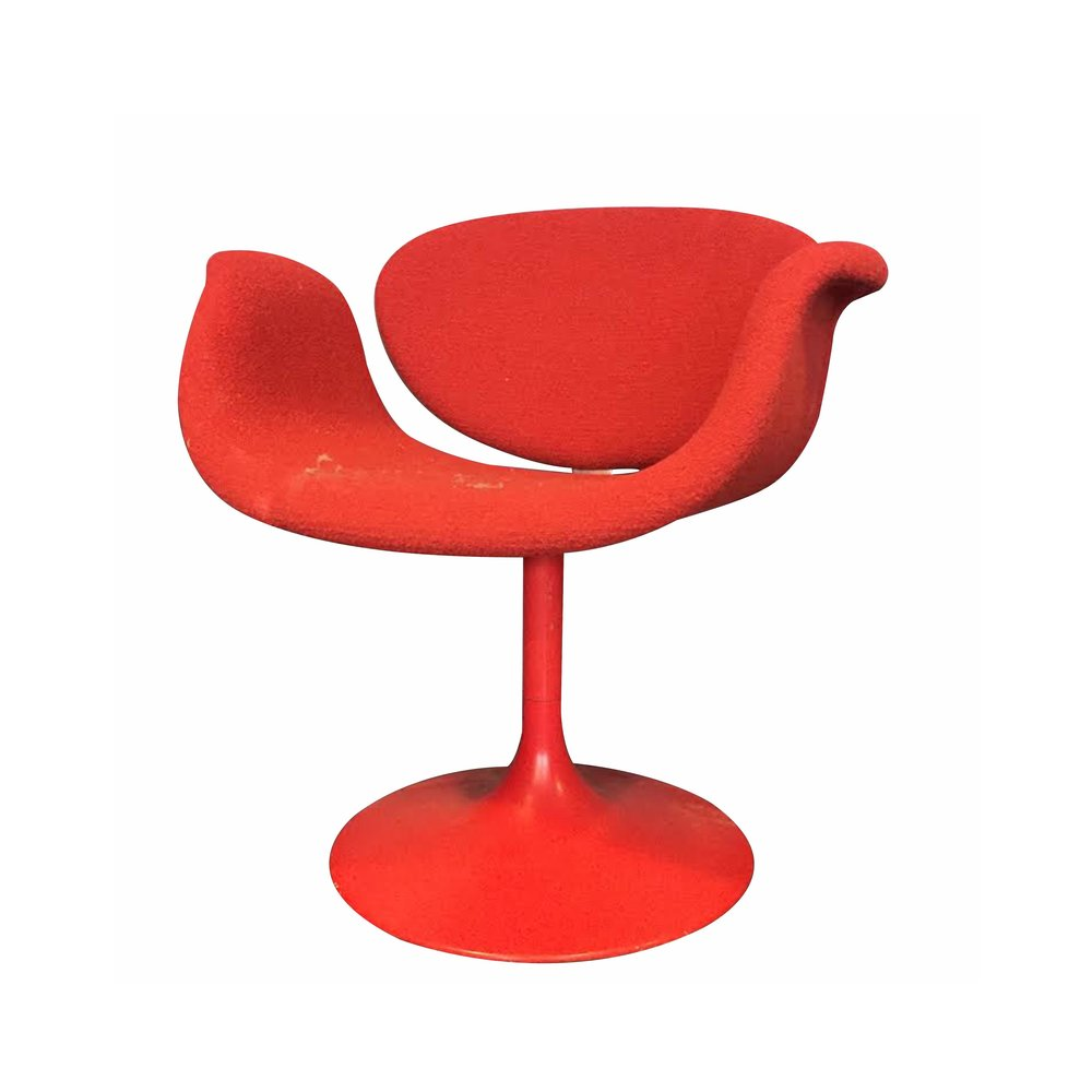 Tulip chair de Pierre Paulin para Artifort. 70's.
