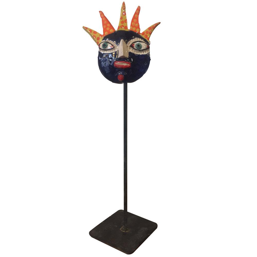 "Escultura titulada ""Los enanos #8"" de Erik Ledoux."