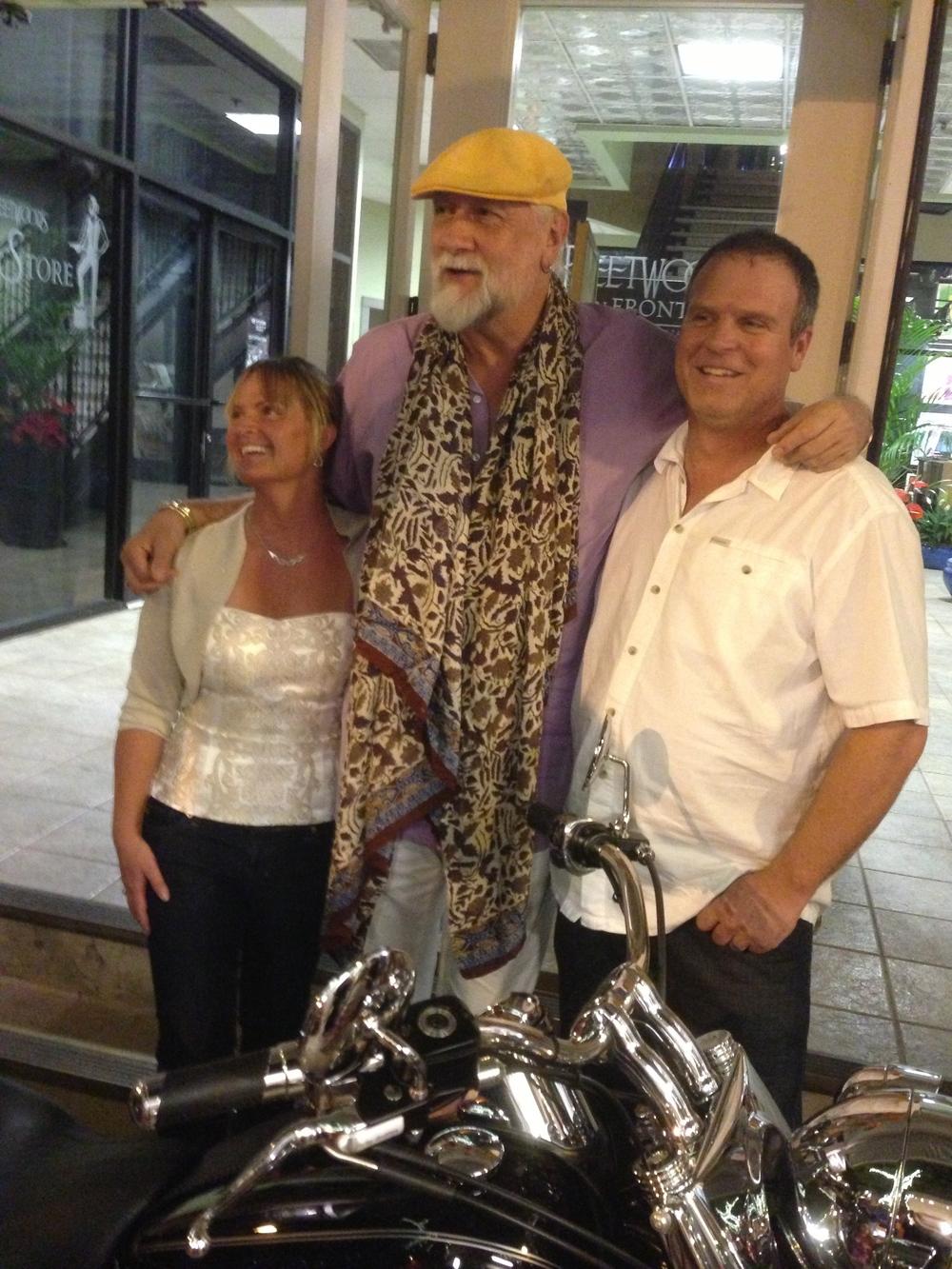 Harley #4 Owners Scott & Angela