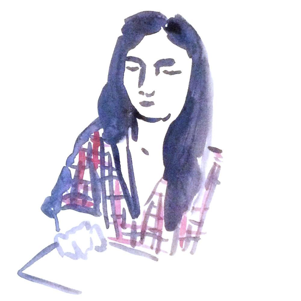 Me, by  Leah Reena Goren .