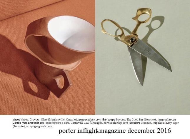 porter inflight magazine december 2016