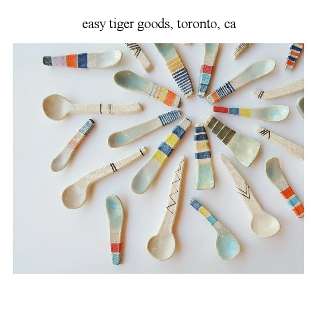 easy tiger goods, toronto, ca
