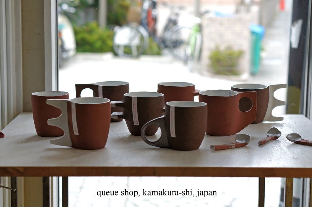 queue shop, kamakura-shi, japan
