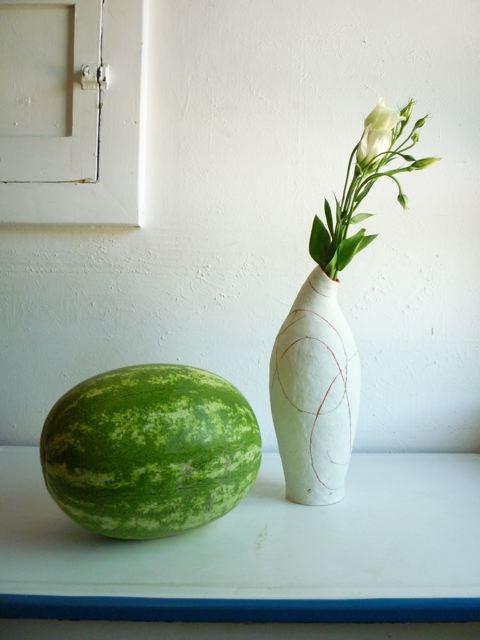 mapping vase