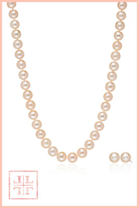 Peach Pearl Set