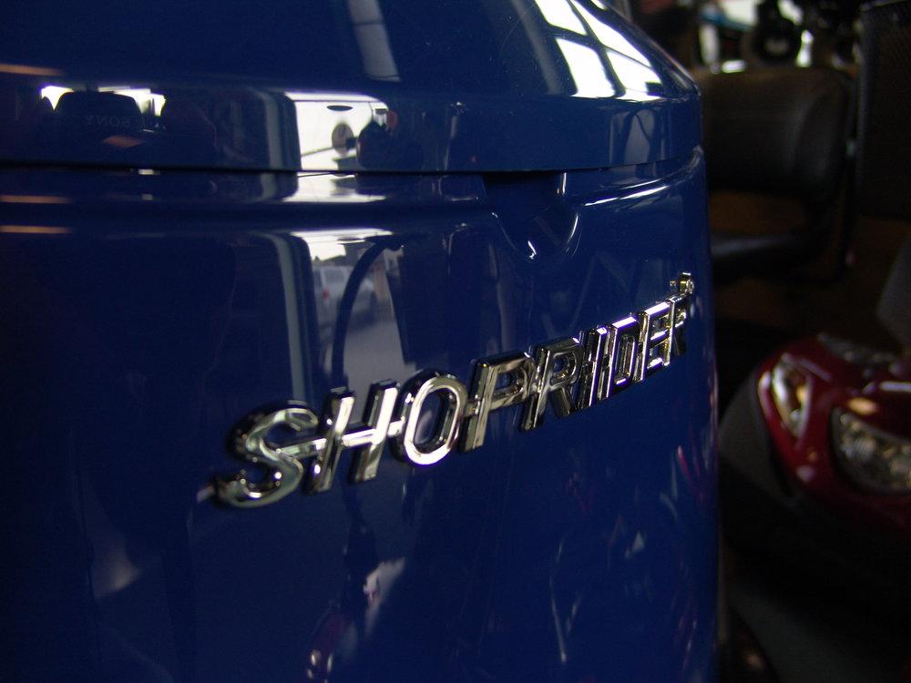 Shoprider CabinCruiser logo