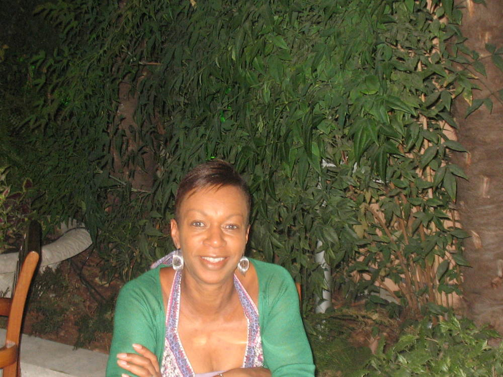 Me - Susan, joy's sister