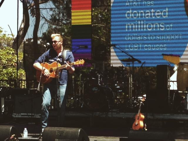 Mainstage at Pride - San Diego, CA