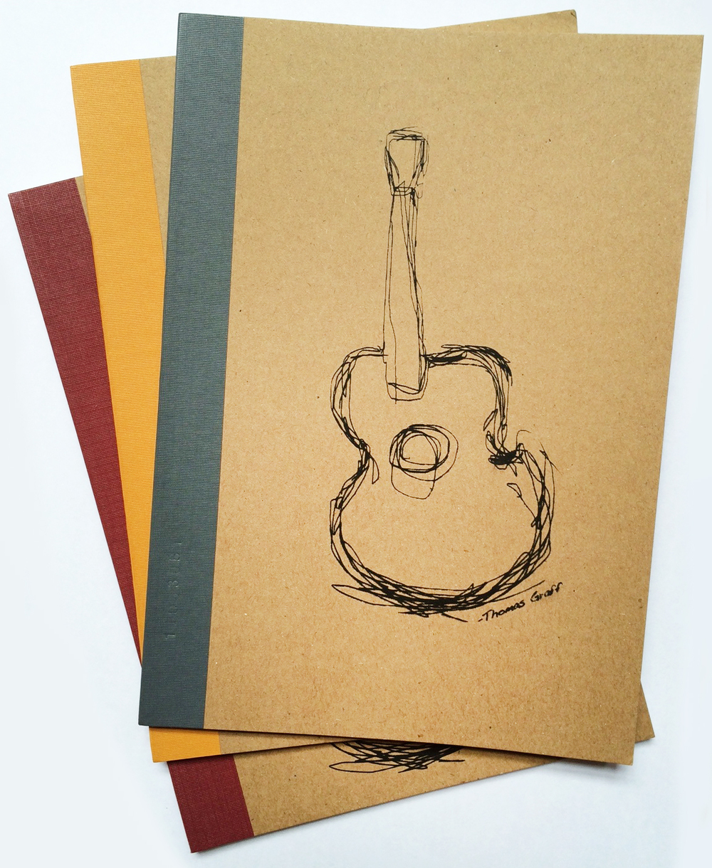 DESIGN 1: Vivid Guitar