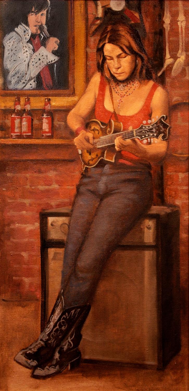 Elena Skye at the Rodeo Bar