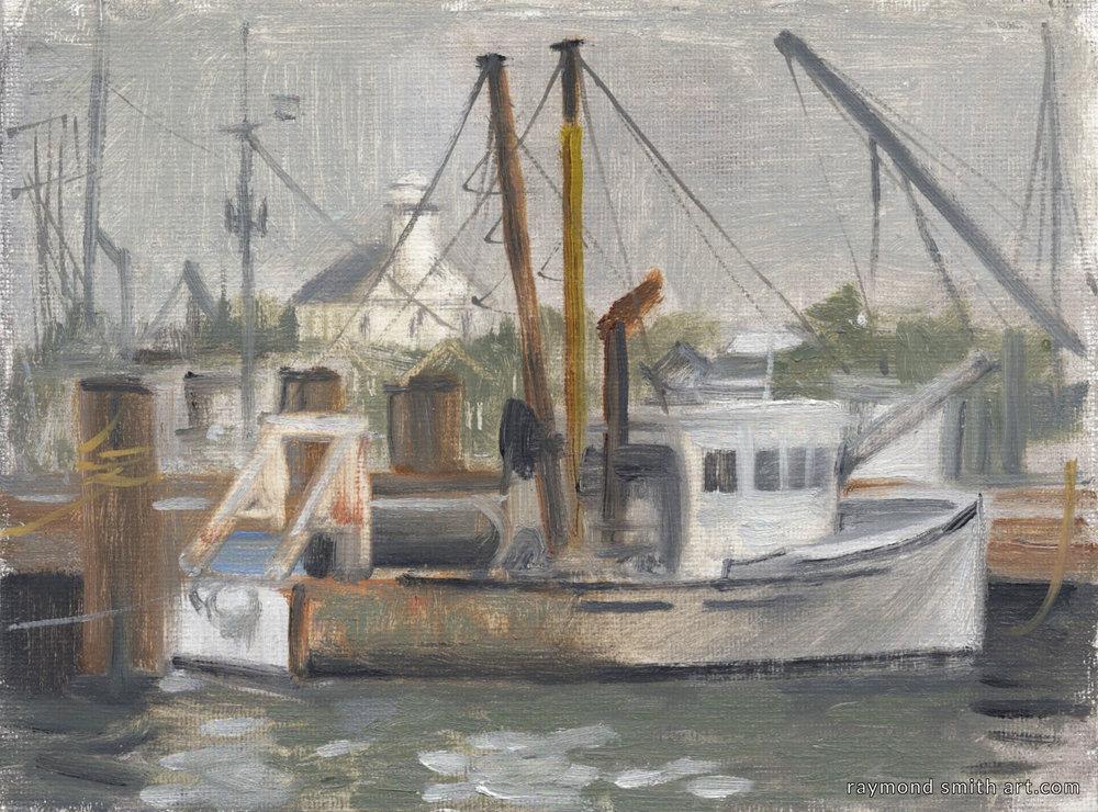 Fishing Boat, Provincetown, MA
